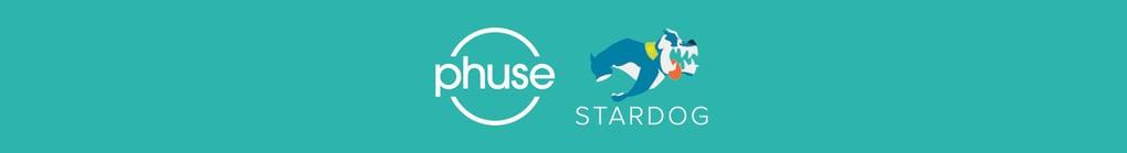 Banner with Stardog logo